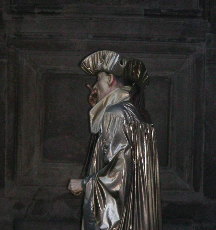 представление мима Флоренция