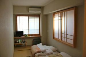 гостиницы в Японии
