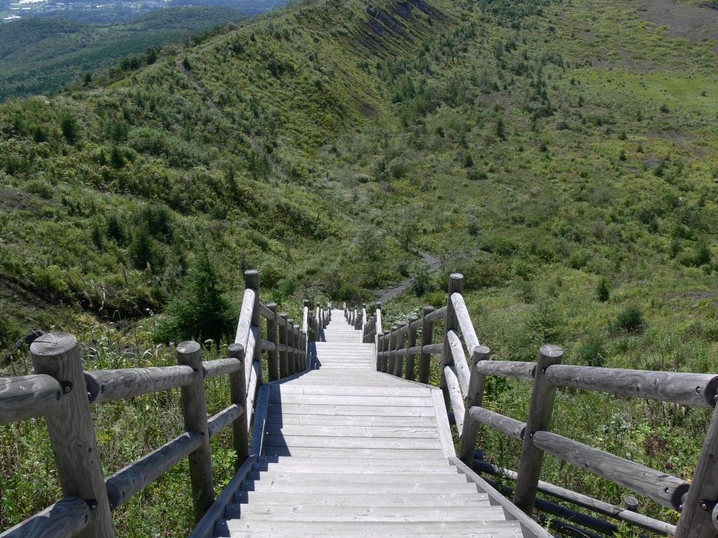 горы Хоккайдо