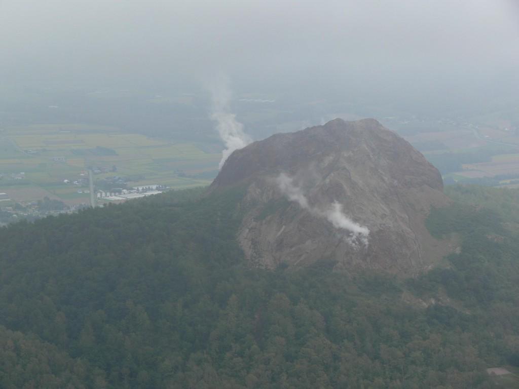 вулканы Хоккайдо
