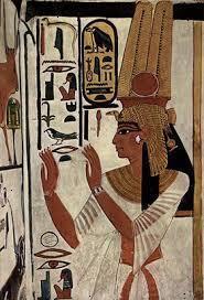 Нефертари супруга Рамсеса