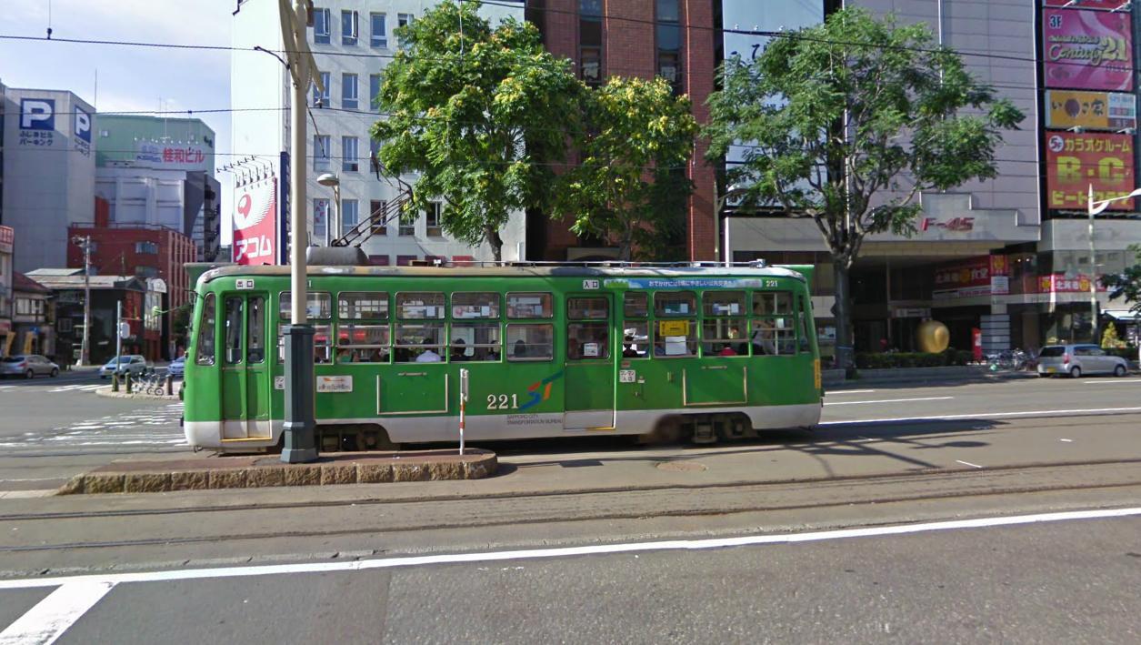транспорт в Японии