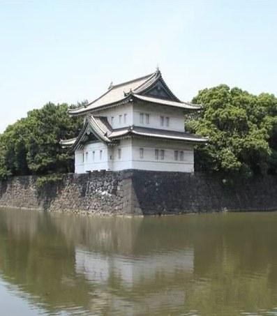 Замок Эдо Япония