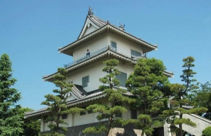Замок Кисаи Япония