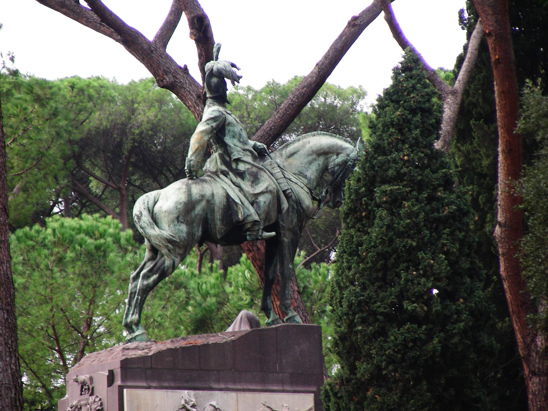 парк вилла Боргезе
