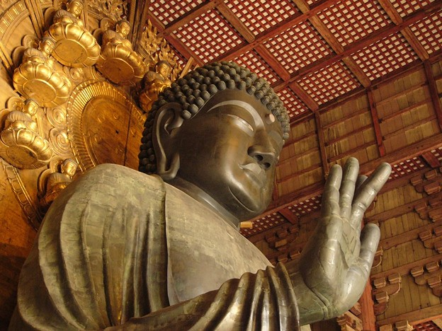 Великий Будда Нара