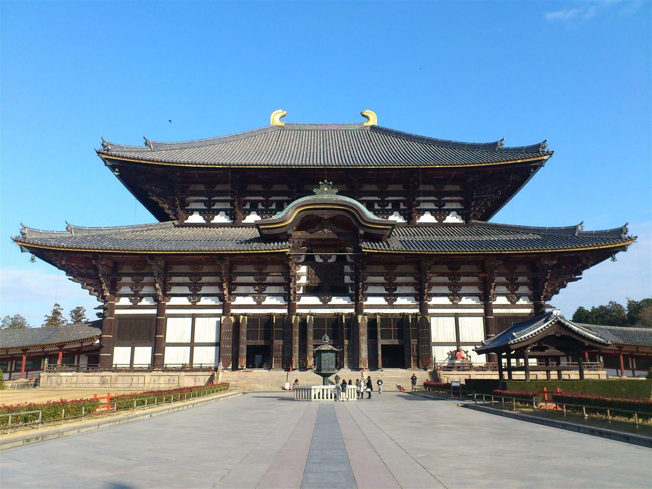 Храм Тодайдзи Нара