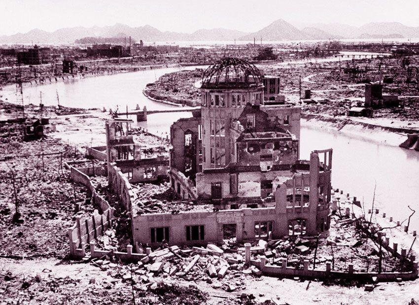 мемориалы в Хиросиме