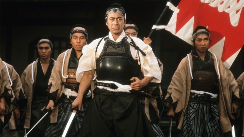 художественные фильмы о Японии