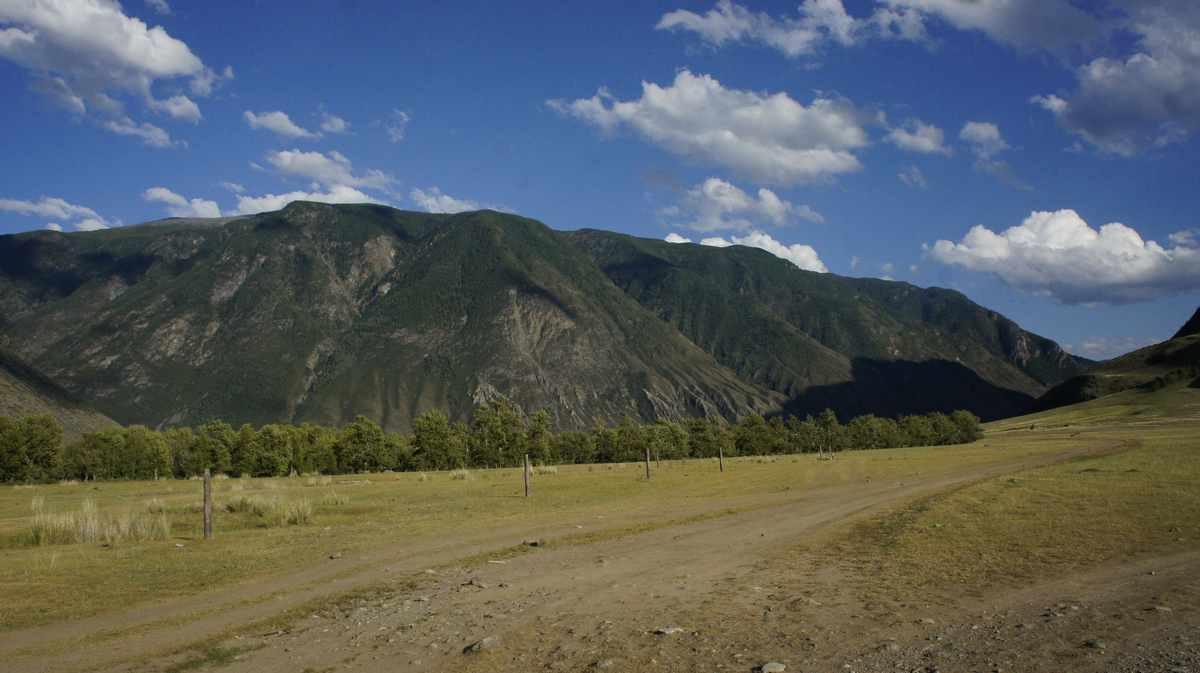 Отдых на перевале Кату-Ярык