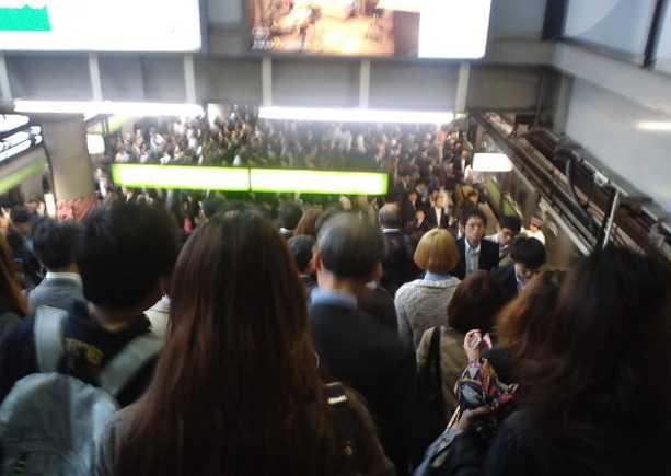 катастрофы метро япония