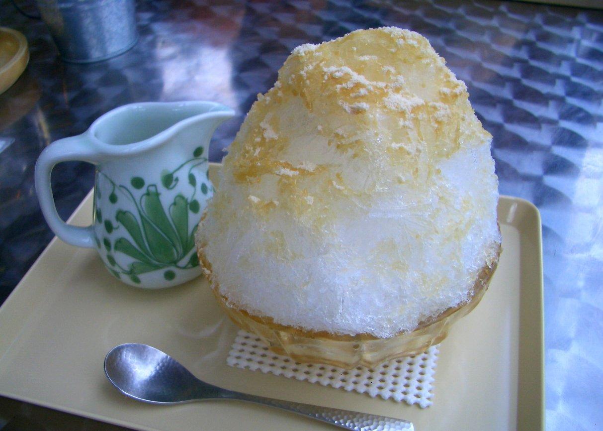 десерты Японии