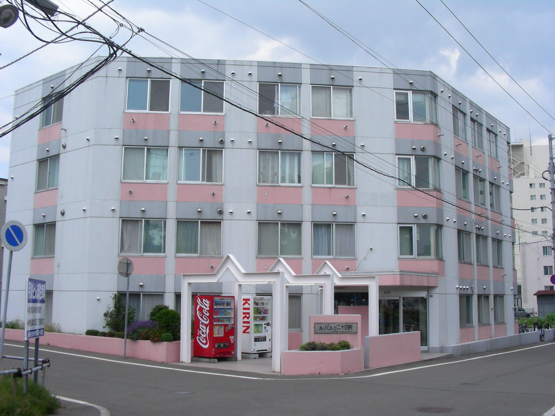 Общежитие в Саппоро