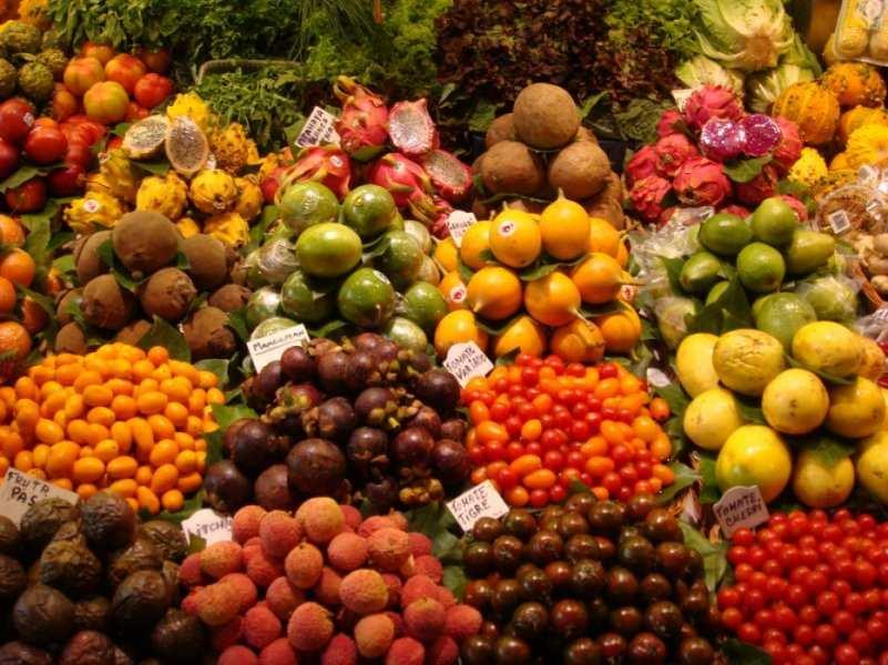 фрукты Японии