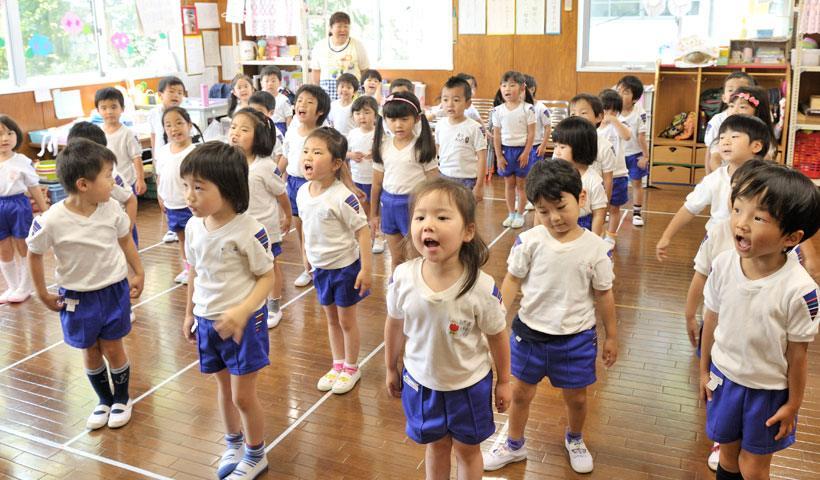 Реферат система дошкольного образования в японии 9485