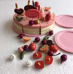 игрушка торт