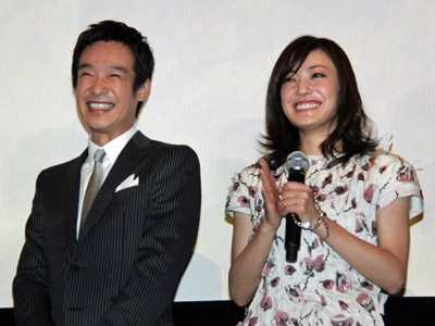 Сакай Масато и Михо Канно