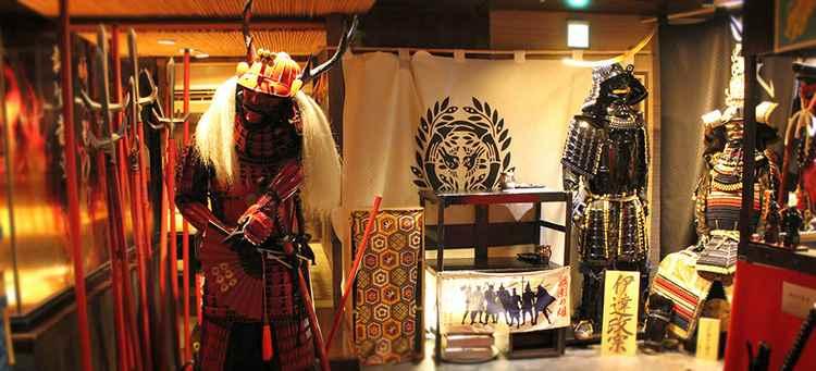 эпоха самураев