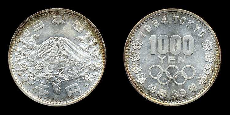 японские деньги