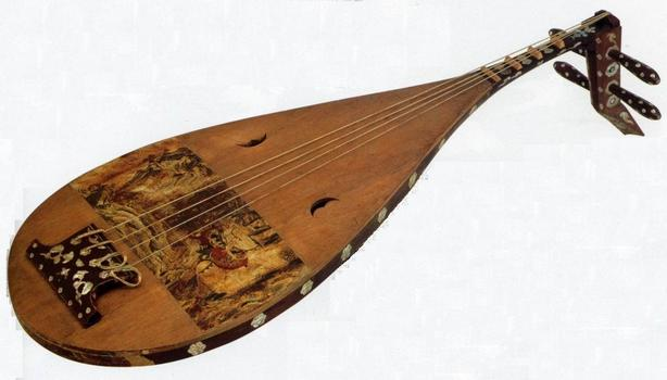 струнный инструмент Бива