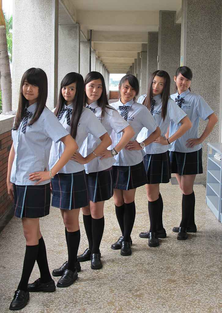 школьная форма японская