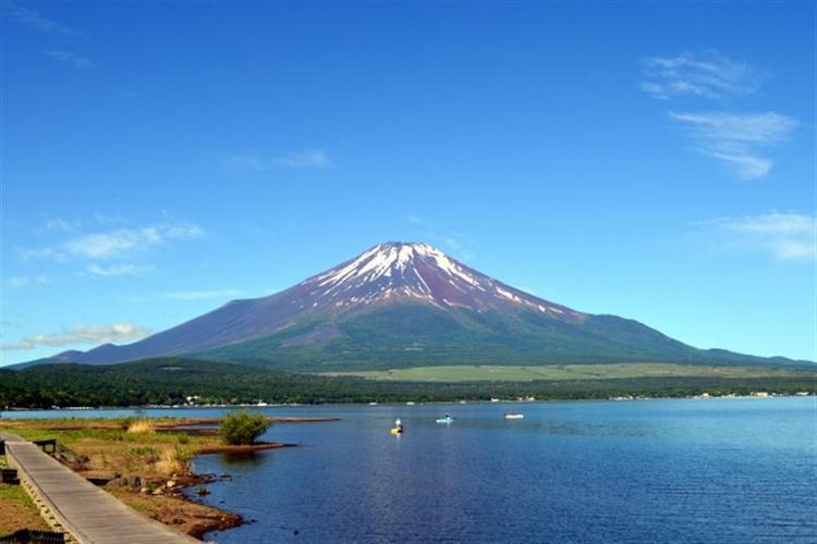 пять озер Фудзи