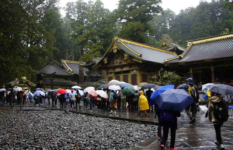 храм Тосё-гу