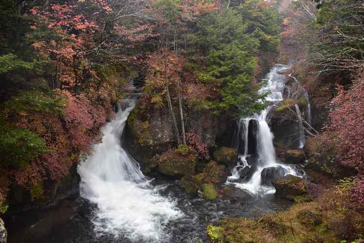 водопад Рюдзю