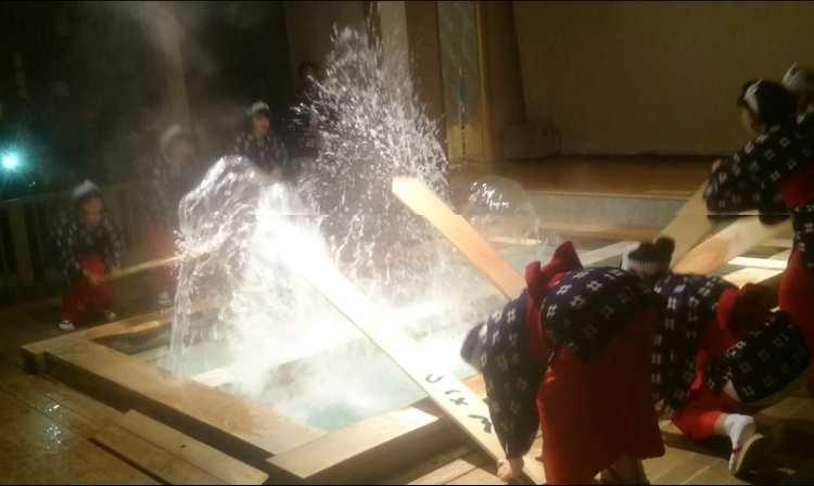Юмоми - охлаждение воды