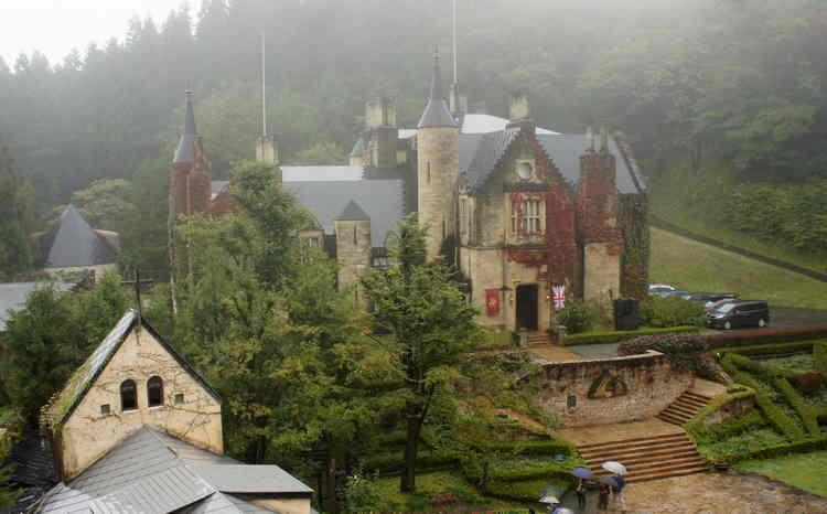 замок Локхарта