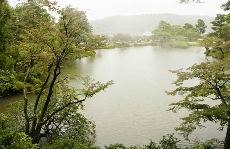 парки в Японии