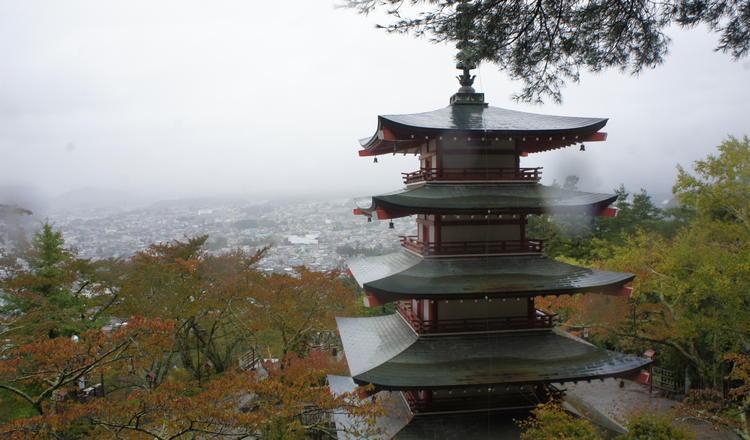 Пагода Чурейто