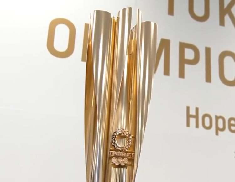 олимпийский факел 2020