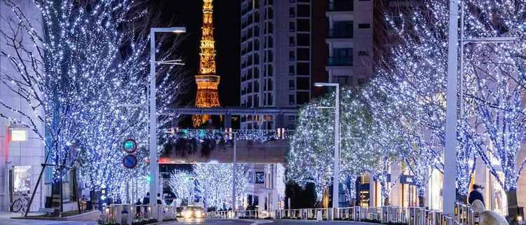 Новый год 2021 в Японии